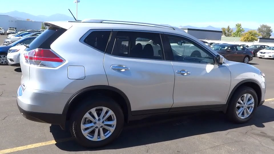 Crown Motors Redding Ca >> 2016 NISSAN ROGUE Redding, Eureka, Red Bluff, Northern California, Sacramento, CA 16N492 - YouTube