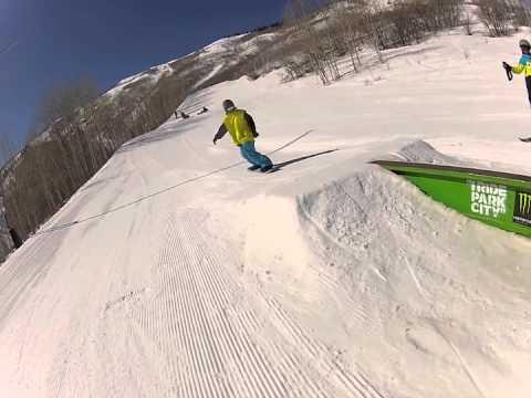 Park City Snowboard Sesh
