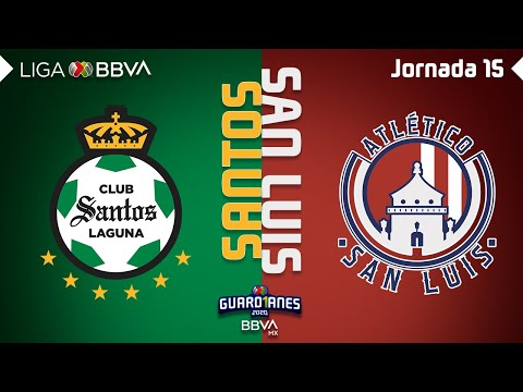 Santos Laguna San Luis Goals And Highlights