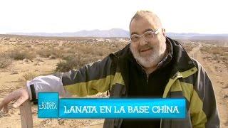 Qu esconde la base espacial china en Neuqun