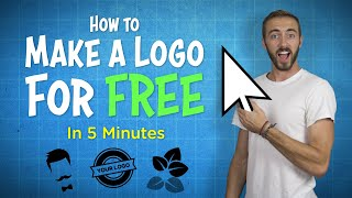 How to Make a FŔEE Logo in 5 Minutes