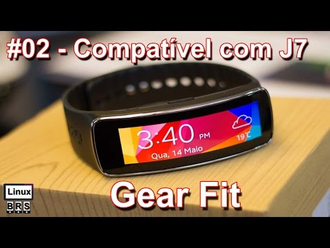Samsung Galaxy Gear Fit Sm