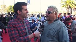 Tailgate Fan: Super Bowl Tailgate With Guy Fieri