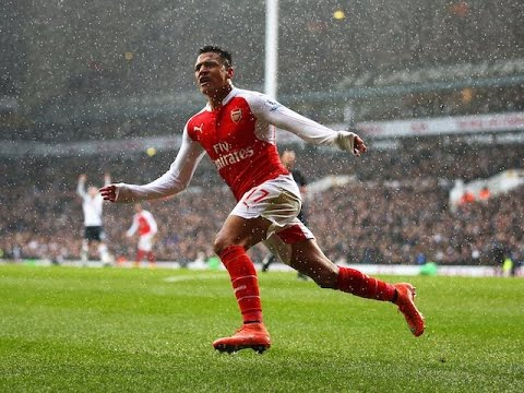 Download Arsenal V Tottenham: 2-2, 2016: All Goals and Highlights | Round 29