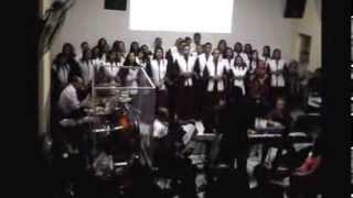Coral Louvor em Ação  Do You Know Jesus  Hezekiah Walker