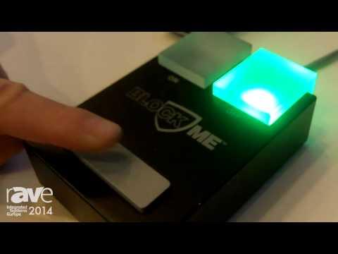 ISE 2014: AVISPL Explains BlockMe Privcy Device for Video Conference Rooms