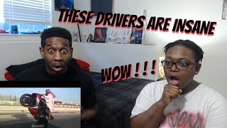 Arab Drivers vs Rest of the WORLD Drivers (They do it the Best!!) | Reaction