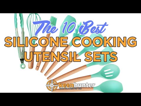 Silicone Cooking Utensil Set: Top 10 Best Silicone Cooking Utensil Sets Video Reviews (2020 NEWEST)
