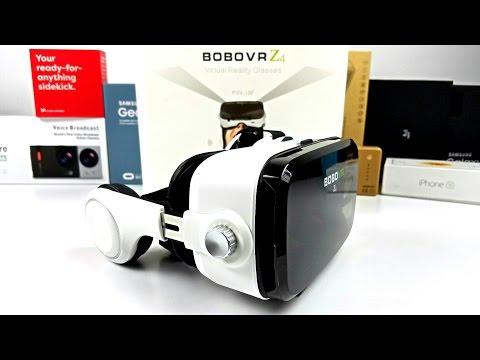 Xiaozhai BOBO VR Z4 - VR 3D Glasses - Cardboard - with Headphones!
