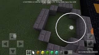 Maincraft:como fazer a casa do lula molusco