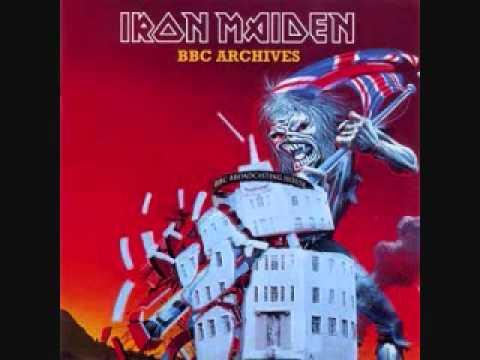 Iron Maiden - Sanctuary [BBC Radio 1 Friday Rock Show
