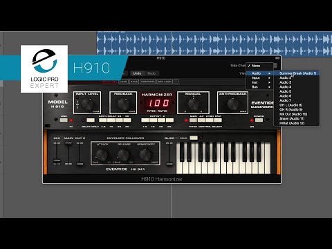 Using & Abusing The Eventide H910 Harmonizer