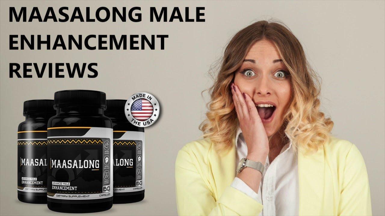 Maasalong Male Enhancement Review - YouTube