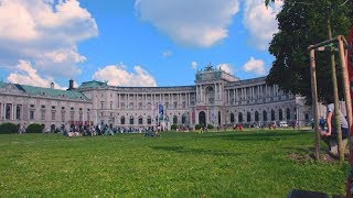 Let me take you to Vienna!