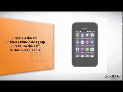 Nokia - Asha 230 - Jumia Maroc