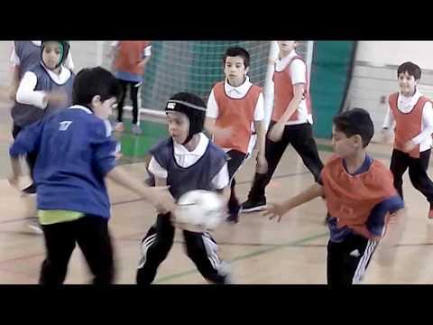 Mixed Game Tournament 2016 at Islamic Saudi Academy
