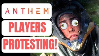 Anthem Game Protest! - End Of BioWare? | Latest Gaming News This Week