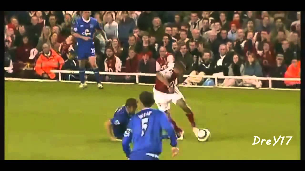 Thierry Henry The Greatest Premier League Player Ever Goodbye Legend