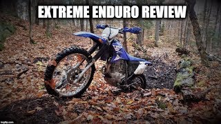 Extreme Enduro 2016 Yamaha TTR230 Review - Hillclimbs, Deep Swamps, Single Track + Stuck in Mud!