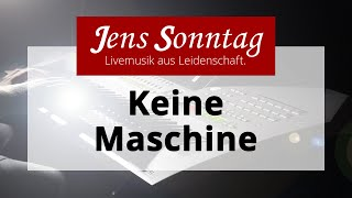Keine Maschine | Tim Bendzko | Instrumental-Cover (Akustik-Version)