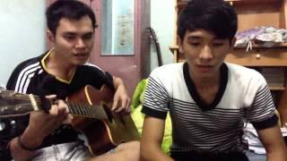 """Chàng khờ thủy chung - guitar version """"dở"""" :))"""