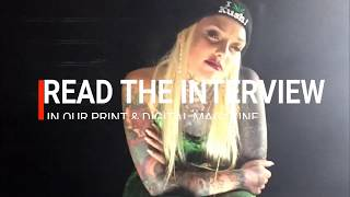 LAUREN BROCK | PAPERCHASERS INK MAGAZINE | BEHIND THE SCENES