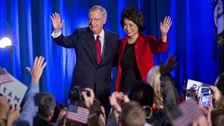 GOP seizes control of the Senate, in 90 seconds