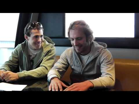 Jean-Eric Vergne and Robert Wickens Q and A