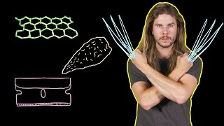 Could Wolverine's Claws Cut Superman? (Because Science w/ Kyle Hill)