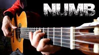 Linkin Park - Numb на Гитаре (Разбор + Табы)