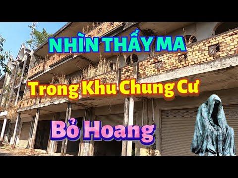 THẤY MA TRONG KHU CHUNG CƯ BỎ HOANG#TT42