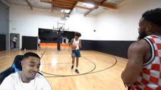 FlightReacts Cashnasty 1v1 Against Top 5 Eighth Grader In The COUNTRY!
