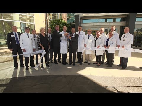 UF Health New Hospitals Ribbon-Cutting Celebration