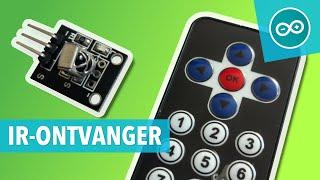 #9 Arduino aansturen met afstandbediening