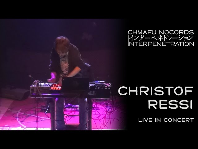 Christof Ressi @ Interpenetration 1.8.4