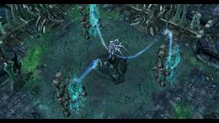 starcraft 2 wings of liberty campaña terran parte 10