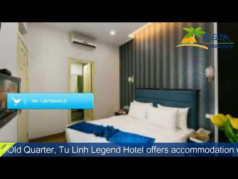 Tu Linh Legend Hotel - HanoiHotels,  Vietnam