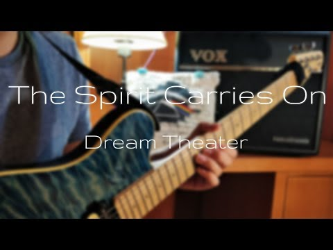 The Spirit Carries On - SOLO cover