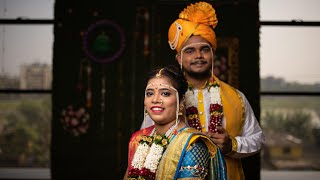 Somesh & Ashwini Wedding Highlights