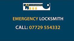 Locksmith Hinckley   AJ Locksmiths   Emergency Hinckley Locksmiths
