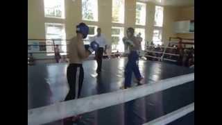 Кикбоксинг. Нокаут / Kickboxing. Knockout.(Международный турнир по кикбоксингу,г.Феодосия Гальченко Вадим-Фул-уонтакт КО в 1 раунде 2011 год., 2013-05-09T20:44:34.000Z)