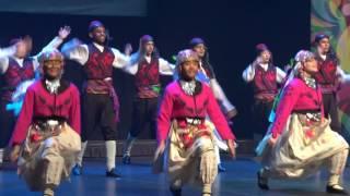 West Coast of Turkey - Turkish Folk Dance / Texas - USA 2016