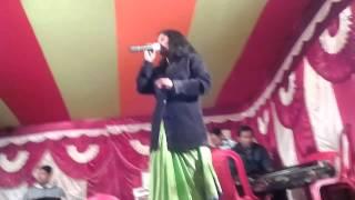 poonam mishra saraswati pooja mahathwar 2015
