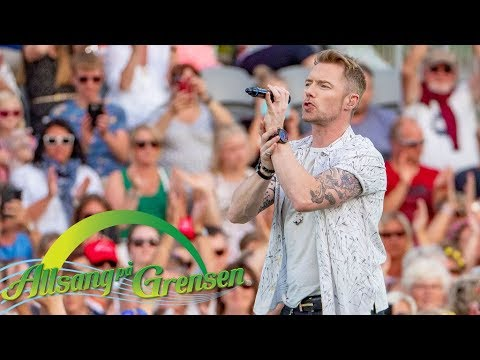 Ronan Keating - When You Say Nothing at All (Allsang på Grensen 2018)