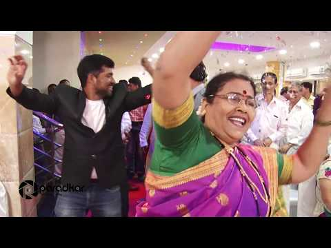 Marathi Wedding Entry | Reception Entry || Neha & Amit