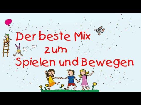 Aramsamsam und weitere tolle Lieder zum Spielen und Bewegen || Kinderlieder