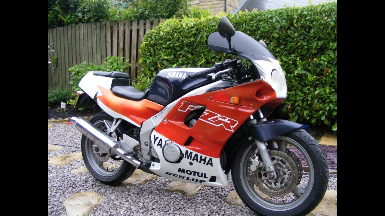 Yamaha Fzr250 Four - 1989