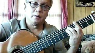Nhớ Mùa Thu Hà Nội (Trịnh Công Sơn) - Guitar Cover