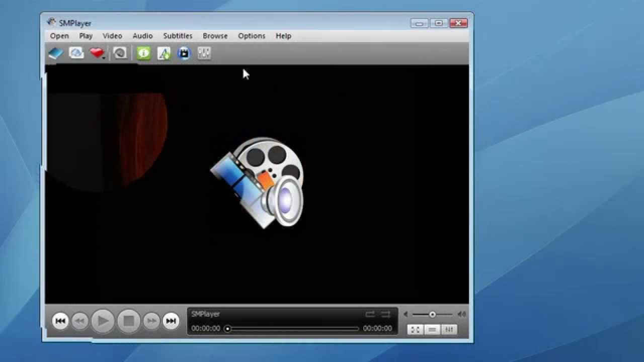 SMPlayer - Free Media Player for Windows with Youtube
