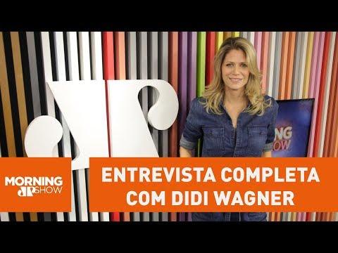 Entrevista Completa Com Didi Wagner